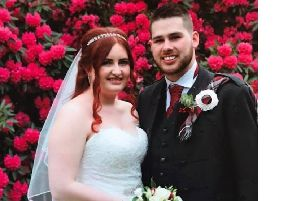 Wedding of the week: Kirsten O'Brien and James Gibson