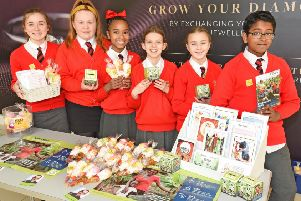 Falkirk pupils raise £4000 to support world's poorest countries