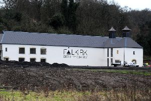 Falkirk Distillery Company Ltd plans to open its doors to the public for the first time later this year