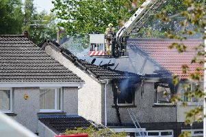Fund for Polmont fire victim's husband tops £4000