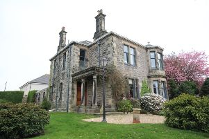 Falkirk property: Four bedroom detatched villa offers traditional family living