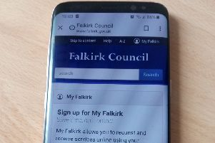 Falkirk Council to increase online services