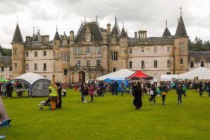 Eid In The Park at Callander Park, Falkirk on Sunday, June 16. Pictures by Scott Louden.
