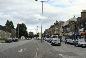 Taylor and Hutchison attacked their victim in Main Street, Camelon