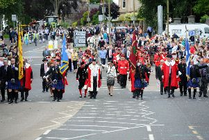 Linlithgow Marches 2019. Pictures by Michael Gillen.
