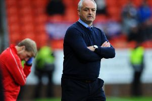 Ray McKinnon takes Falkirk into the 2019-20  season.