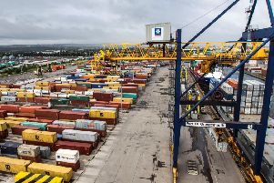 The container terminal and Ineos sites are at the centre of a commercial property surge