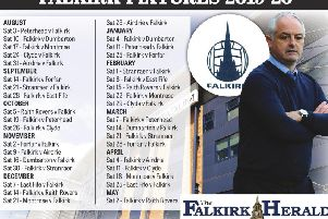 Download and keep your Falkirk FC fixtures