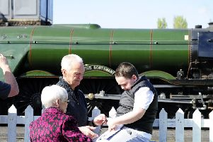 Could you be the next 'controller' at Bo'ness railway?