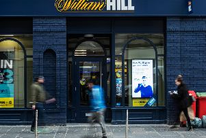 Falkirk area William Hill shops could go as firm plans to axe 700 UK stores