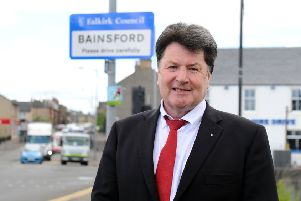 Putting Bainsford firmly on the map