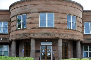 Maddiston man dragged ex by hair and repeatedly shook her head during row