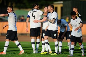 Falkirk recorded their second win of the season.