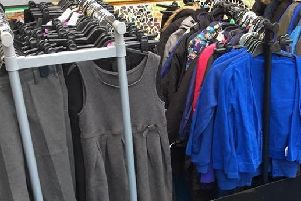 Church groups rally to take up the slack on school uniforms
