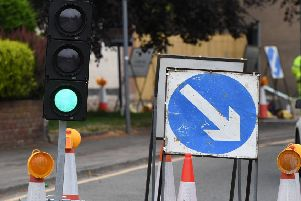 Falkirk region drivers to be affected by four-day M9 roadworks scheme