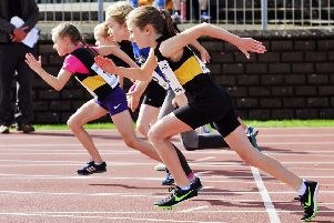 Falkirk Victoria Harriers Annual Club Championships (archive image)