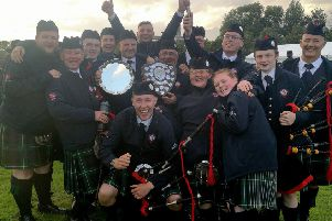 Camelon band's piping hot success in 2019