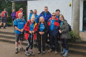 Allandale family reach top of Ben Nevis in memory of Chris Fairley (31)