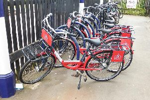 The Bike & Go scheme will be axed