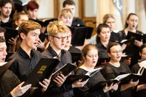 A chance to sing with the National Youth Choir of Scotland