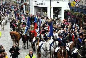 Hundreds of horse troopers flock to capital's fabulous equine spectacle