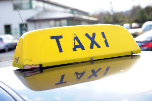 No change for Falkirk taxi fares