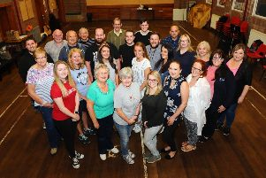 Falkirk Operatic Society's September cabaret has royal connections