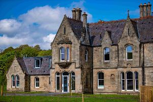Falkirk property: Stunning conversion of Carrongrove House