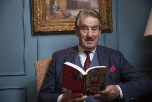 Only Fools and Horses star brings Boycie show to Falkirk