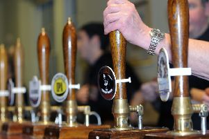 Local firms' support makes Bo'ness beerfest unique
