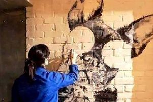 Behind the Wall is showcase for local arts star Sharon