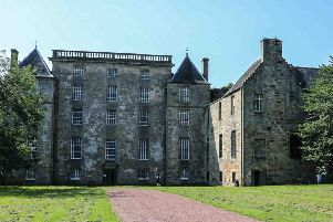 Kinneil House offers free guided tours tomorrow