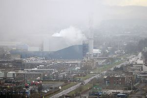 Research on living next to Grangemouth petrochemical complex