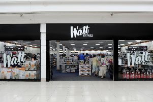 Falkirk Watt Brothers store closes as firm goes into administration