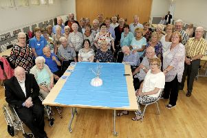 Parkinson's UK meeting in Reddingmuirhead