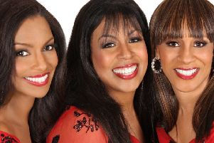 The Sounds of the Supremes featuring Kaaren Ragland will be performing at Falkirk Town Hall