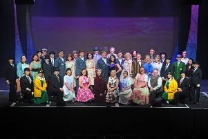 Review: Falkirk Bohemians spread fun and laughter with Summer Holiday show