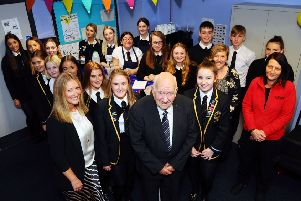 Coffee firm teams up with Bo'ness Academy to help pupils launch cafe