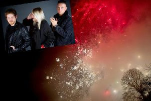 Falkirk's Callendar Park will be rocked by Primes and pyrotechnics in just a few hours