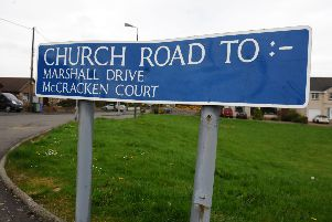 New street signs across Falkirk district will give details of why names selected