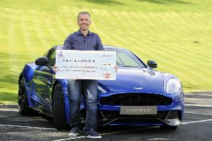 New figures reveal Falkirk post code region is home to 29 millionaires