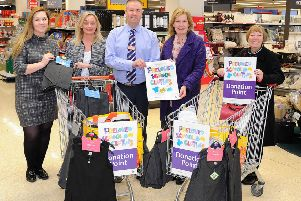 Sainsbury backs Forth Valley free  school clothes scheme