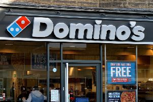 Domino's getting a 'pizza' of the action in Stenhousemuir