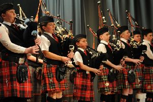 The Pipes are calling for young Falkirk musicians