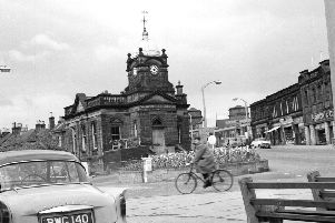Was Grangemouth really a den of iniquity back in the 1950's?