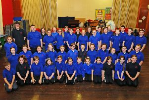 Grangemouth's Young Portonians shall go to the ball