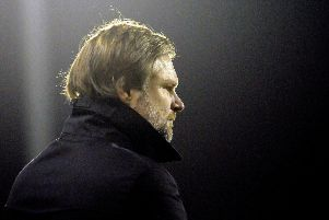 Steven Pressley. Picture: Alan Murray
