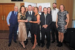 Forth Skips win big at Falkirk Herald Business Excellence Awards