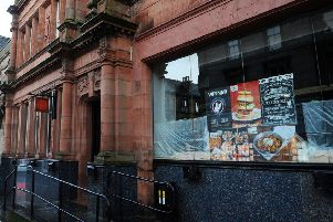 Monterey Jack's, formerly the Bukharah Indian restaurant, opened in Falkirk's Vicar Street earlier this month. Picture: Michael Gillen