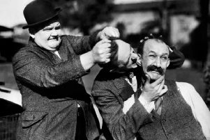 Votes now open to elect favourite Laurel and Hardy film for Bo'ness Hippodrome